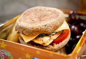Simple Slider Lunch Box Club