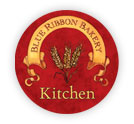 Blue Ribbon Bakery Kitchen Logo